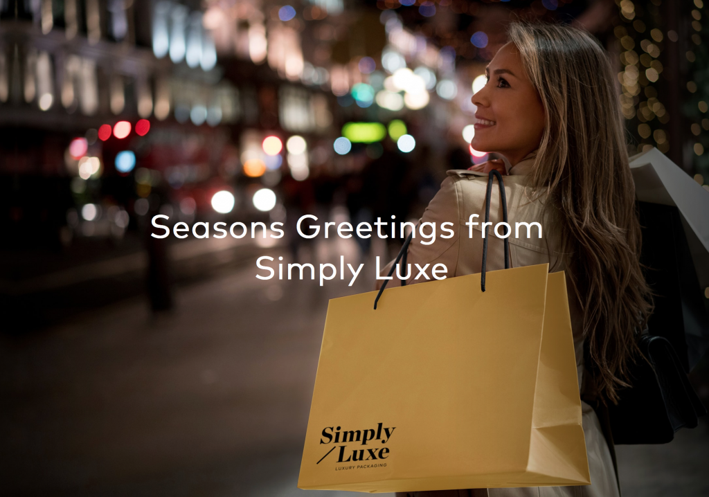 Seasons Greetings from Simply Luxe